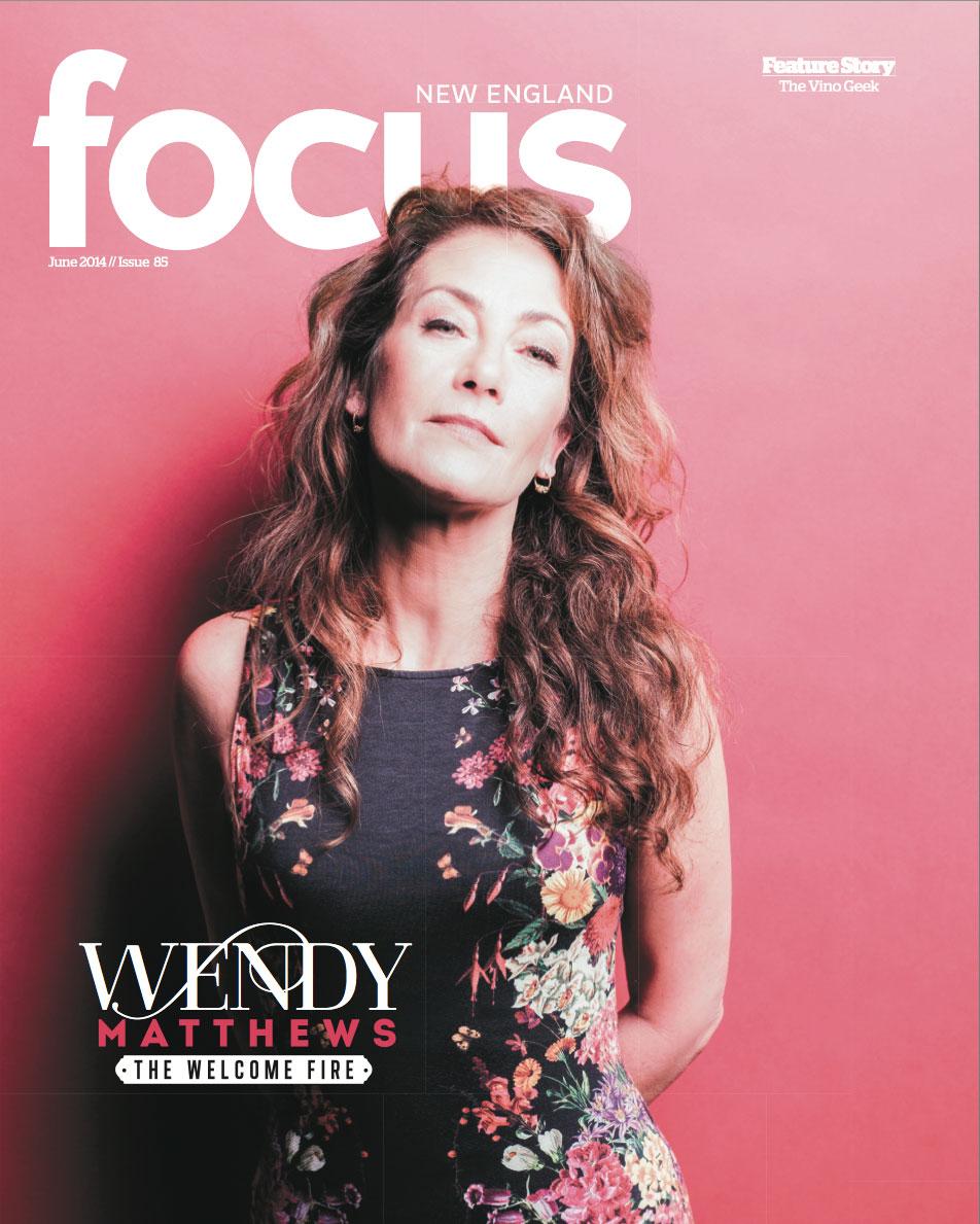 Wendy Matthews - Focus Magazine