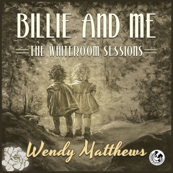 Wendy Matthews - Billie & Me - Front Cover